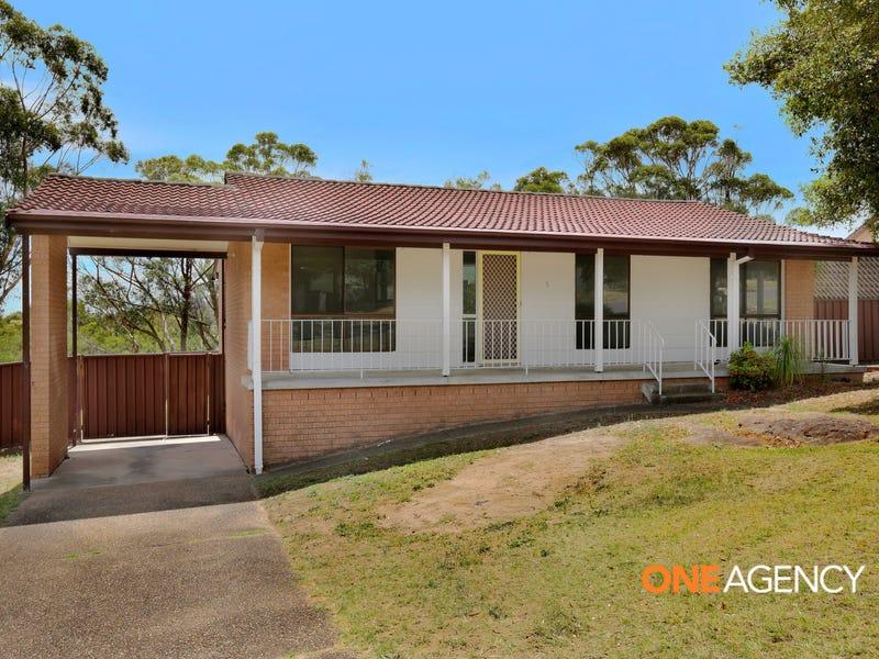 5 Kippax Place, Menai, NSW 2234