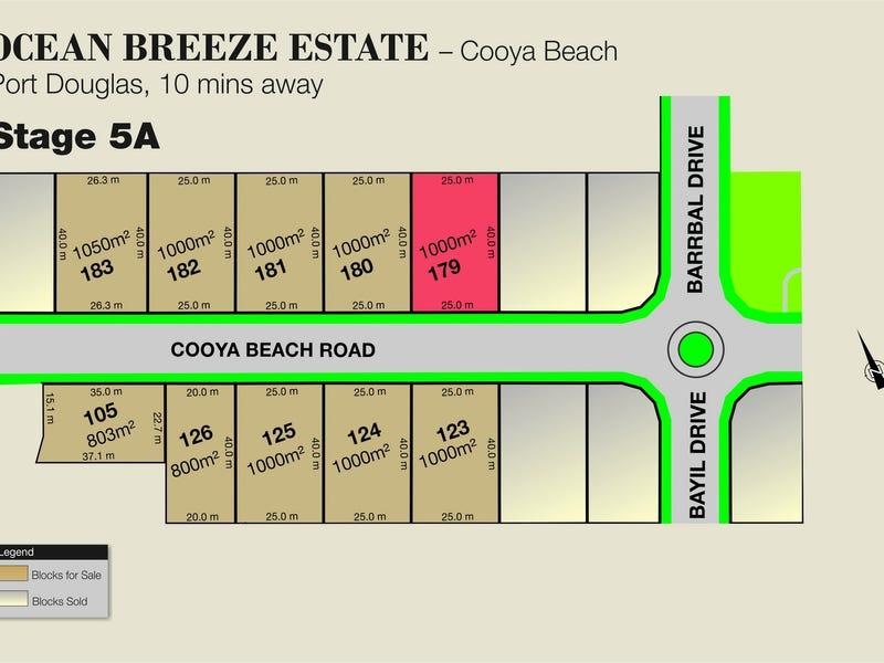 Lot 179 Cooya Beach Road, Bonnie Doon