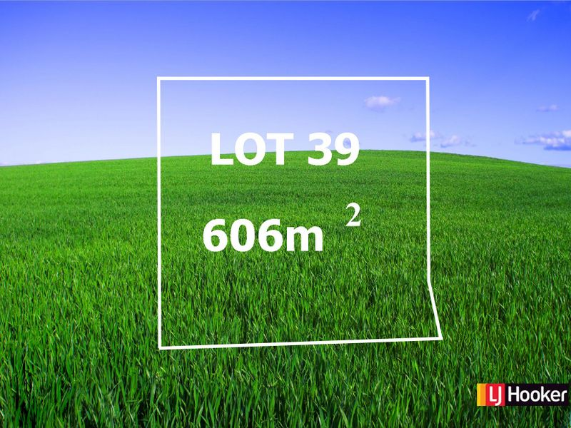 Lot 39 College Estate, Wonthaggi, Vic 3995