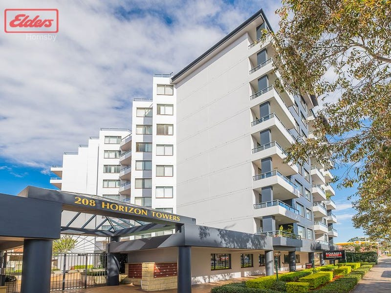 65/208 Pacific Highway, Hornsby, NSW 2077