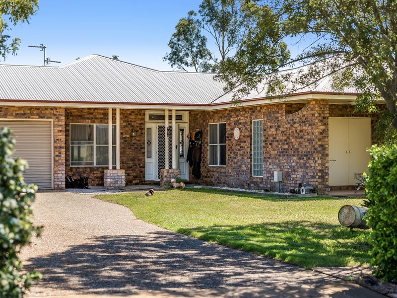 31 Forest Springs Road, Spring Creek, Qld 4361