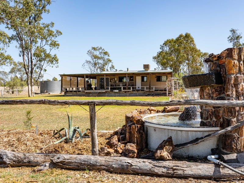 UNDER CONTRACT 183 YARRAWONGA ROAD, Wallumbilla, Qld 4428