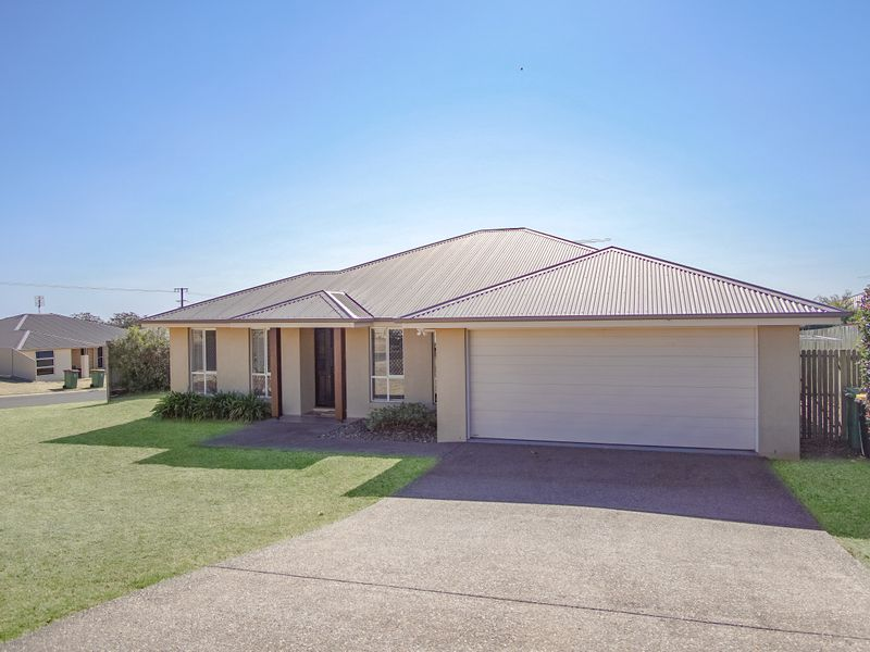 1 Leo Close, Highfields, Qld 4352