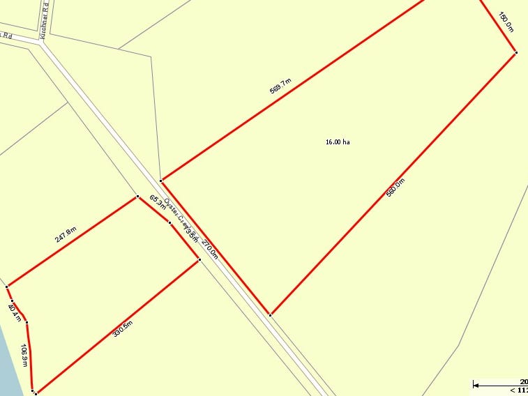 Lot 1 & 6 Oyster Creek Road, Oyster Creek, Qld 4674