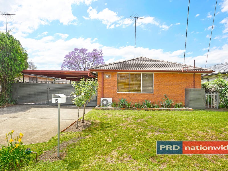 15 Christie Street, South Penrith, NSW 2750