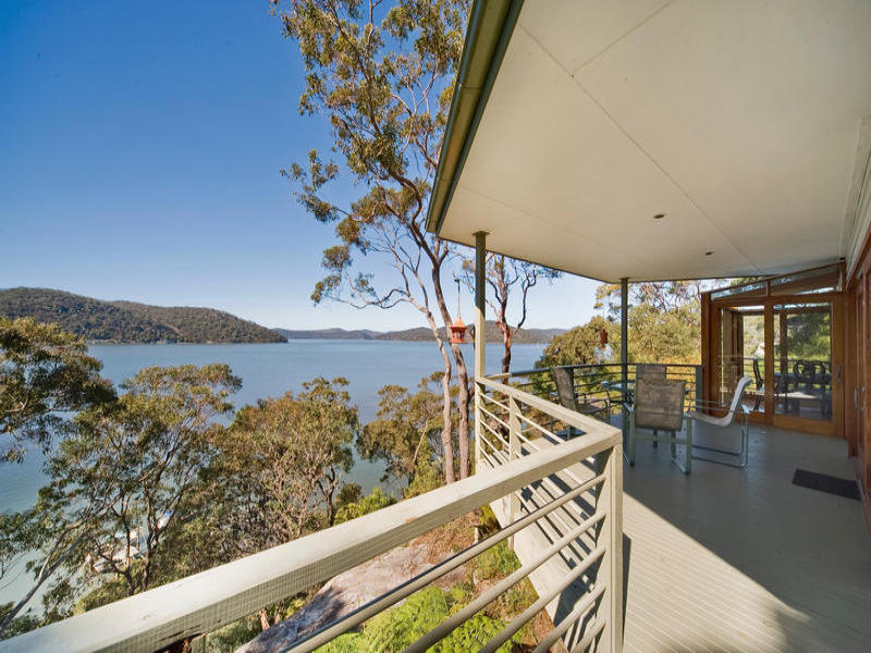 124&126 Riverview Ave, Dangar Island, NSW 2083