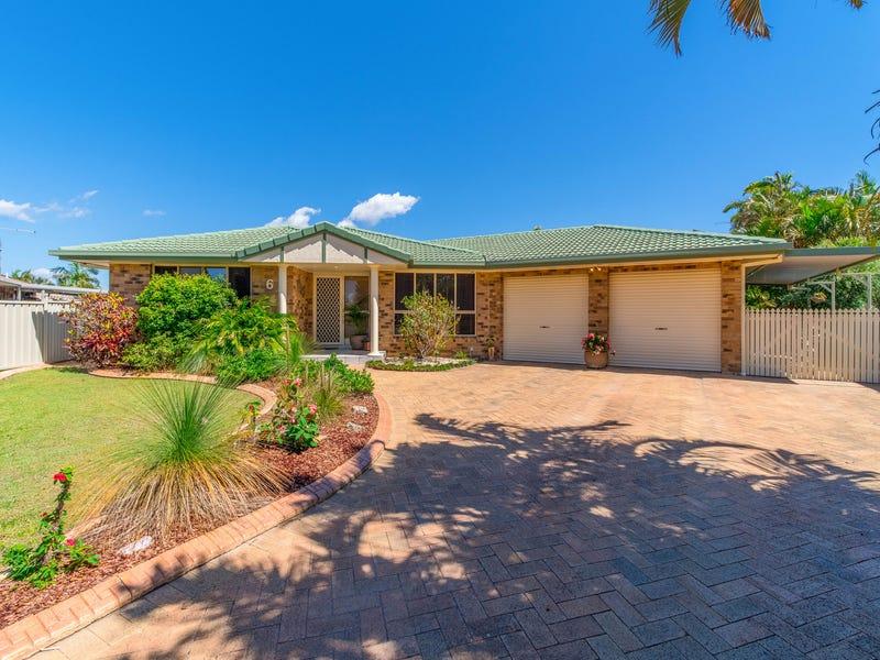 6 Banksia Place, Yamba, NSW 2464