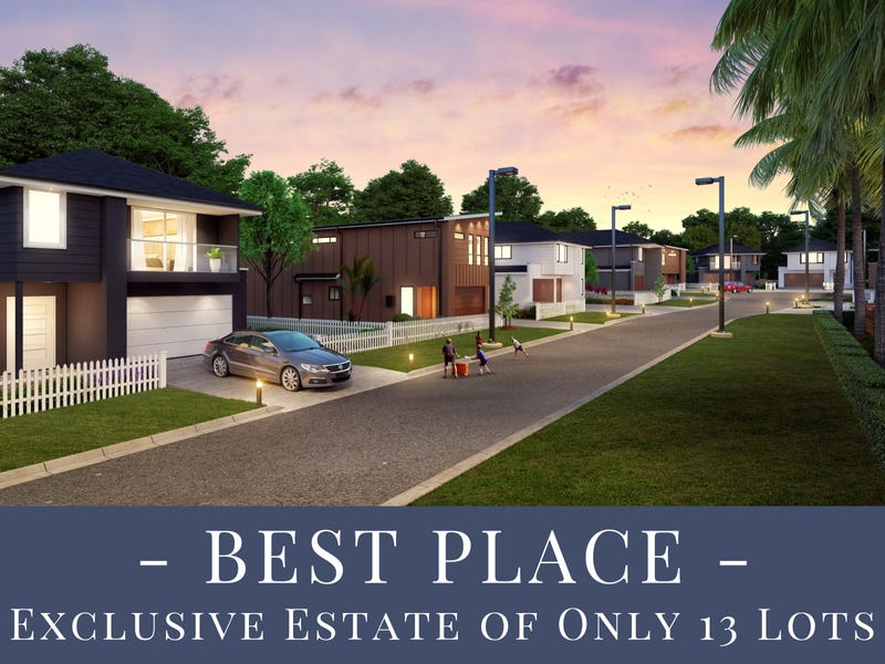 Lot 5 Best Place (Access off Washington Avenue), Tingalpa, Qld 4173