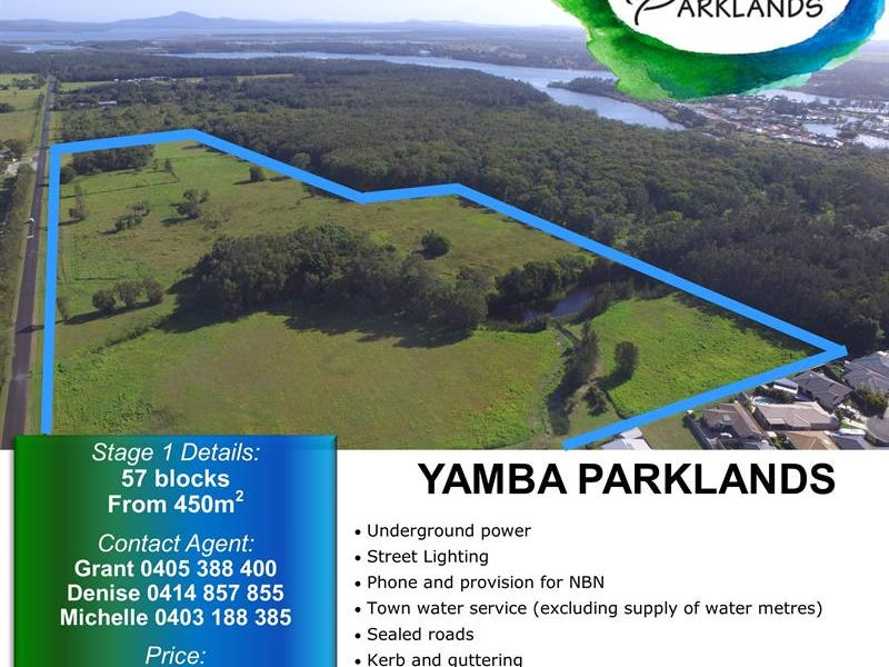 Lot 153-22 Carrs Drive, Yamba, NSW 2464