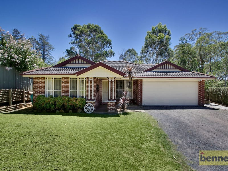 100 Golden Valley Drive, Glossodia, NSW 2756