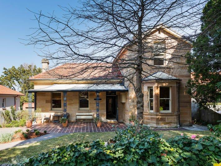 10 Milling Street, Hunters Hill, NSW 2110