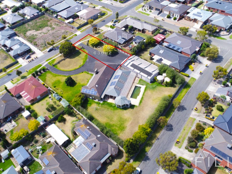 Lot 6, 212 Bailey Street, Grovedale, Vic 3216