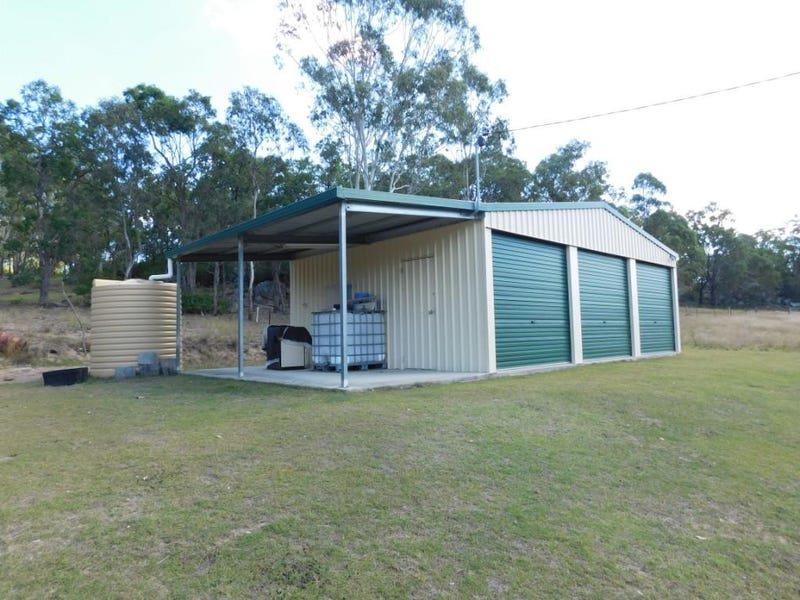Lot 30 Maidenwell Upper Yarraman Rd., Maidenwell, Qld 4615