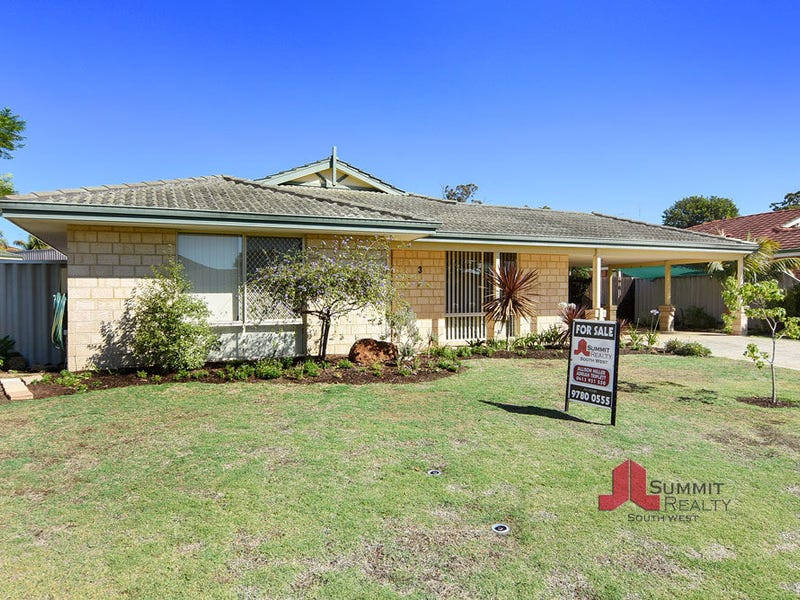 3 Cavendish Green, College Grove, WA 6230