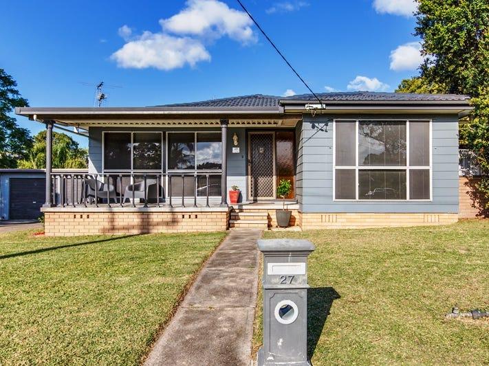 27 Andrea Close, Wallsend, NSW 2287