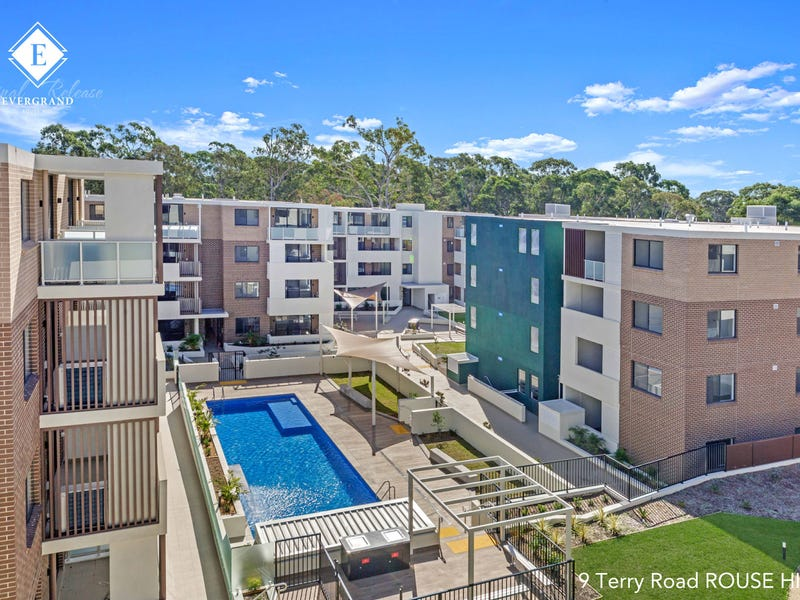 308/9C Terry Road, Rouse Hill, NSW 2155