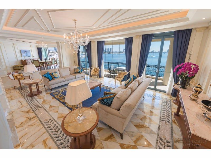 Palazzo Versace, 94 Seaworld Drive, Main Beach, Qld 4217