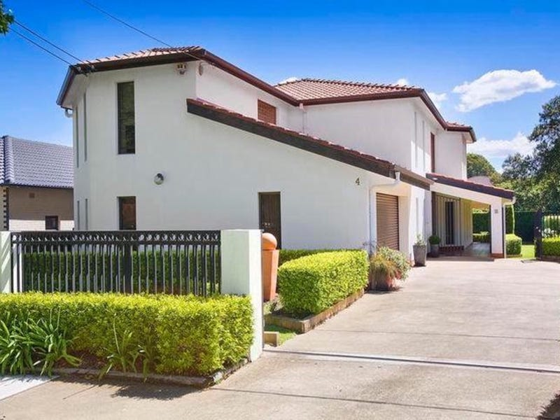 4 Windsor Road, Willoughby, NSW 2068