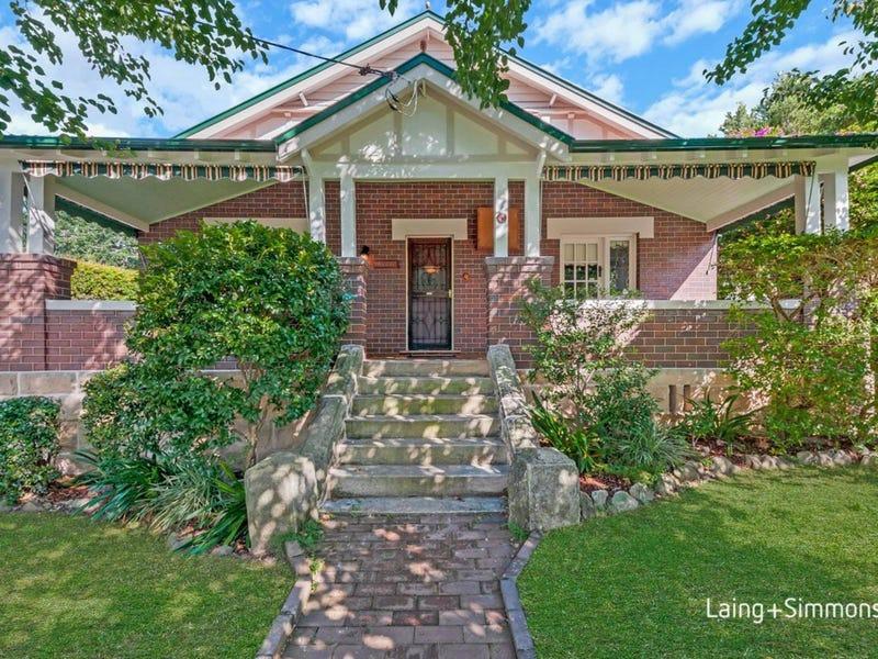 3 Greycliffe Avenue, Pennant Hills, NSW 2120