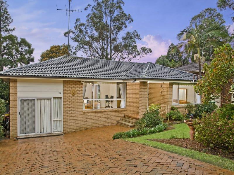 60 Almeria Ave, Baulkham Hills, NSW 2153