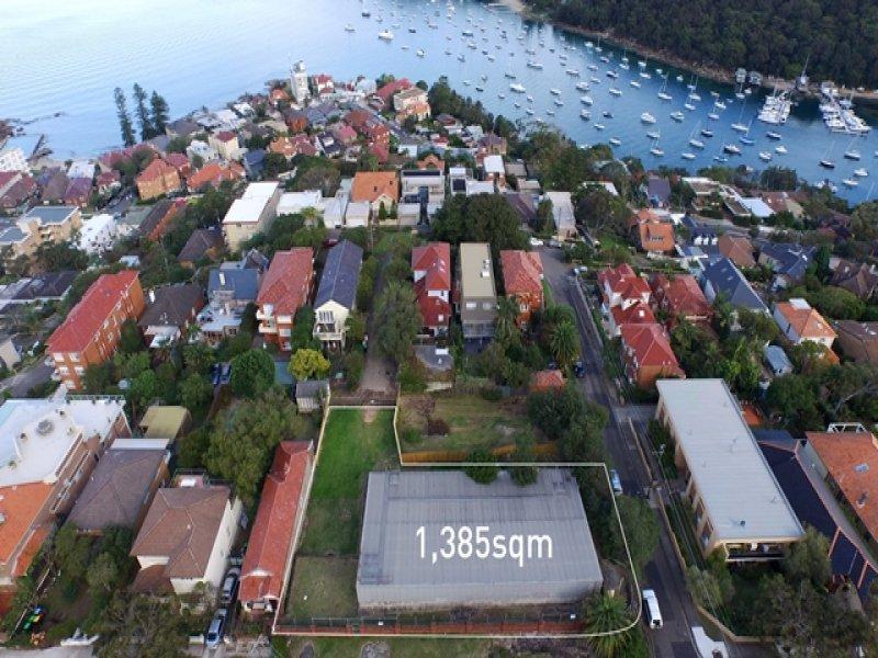 Cnr Ashley Parade & Fairlight Street, Fairlight, NSW 2094