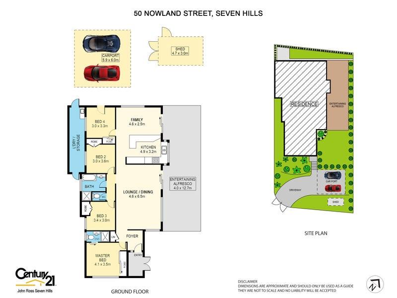 50 Nowland Street, Seven Hills, NSW 2147