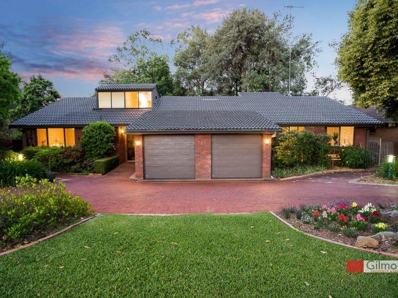 21 Patrick Avenue, Castle Hill, NSW 2154