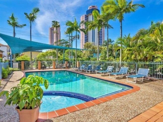 13/4 - 6 Monte Carlo Avenue, Surfers Paradise, Qld 4217
