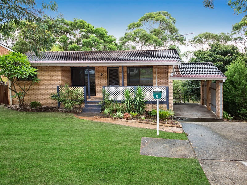 6 Sedgeman Avenue, Menai, NSW 2234