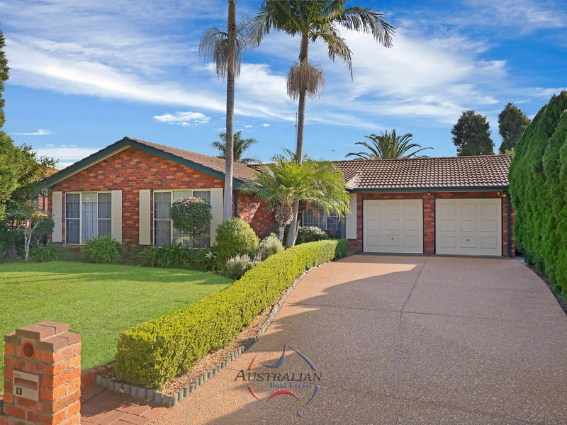 13 Medwin Place, Quakers Hill