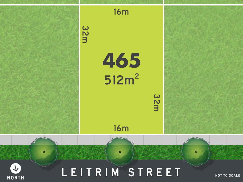 Lot 465, Leitrim Street, Alfredton, Vic 3350