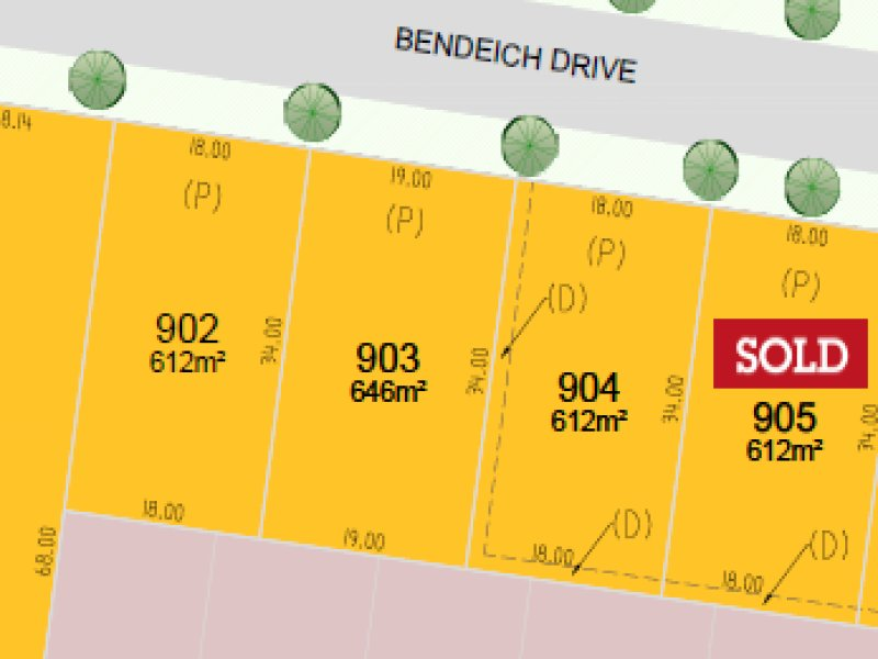 Lot 902, Bendeich Drive, North Rothbury, NSW 2335