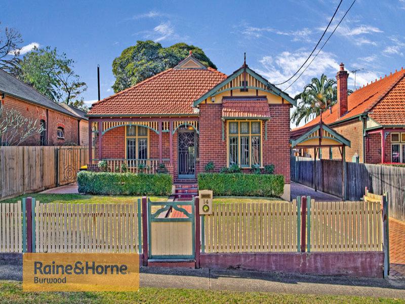 14 Culdees Road, Burwood Heights, NSW 2136