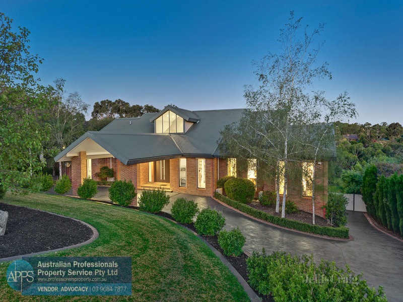 3 Green Ridge, Warrandyte South, Vic 3134
