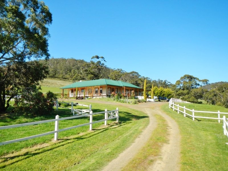 1134 Cygnet Coast Road, Wattle Grove, Tas 7109
