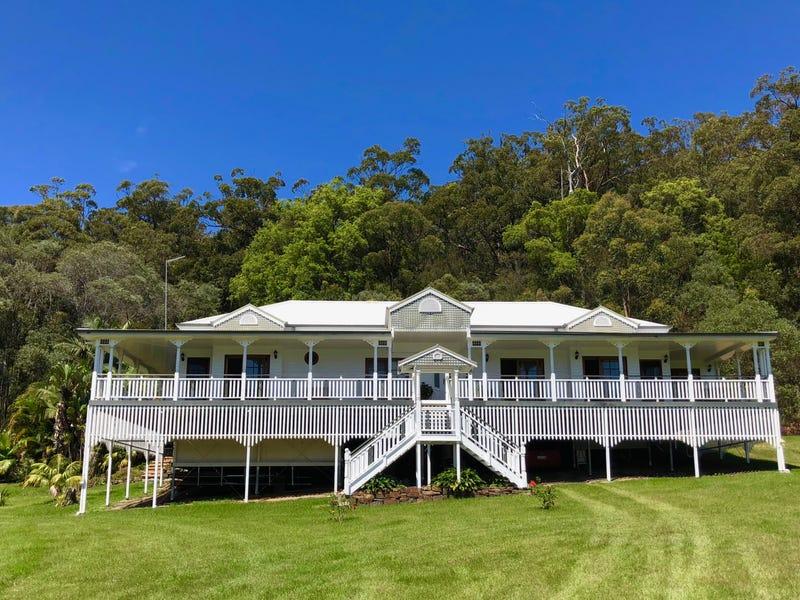 654 Scotts Head Road, Scotts Head, NSW 2447 - Acreage for