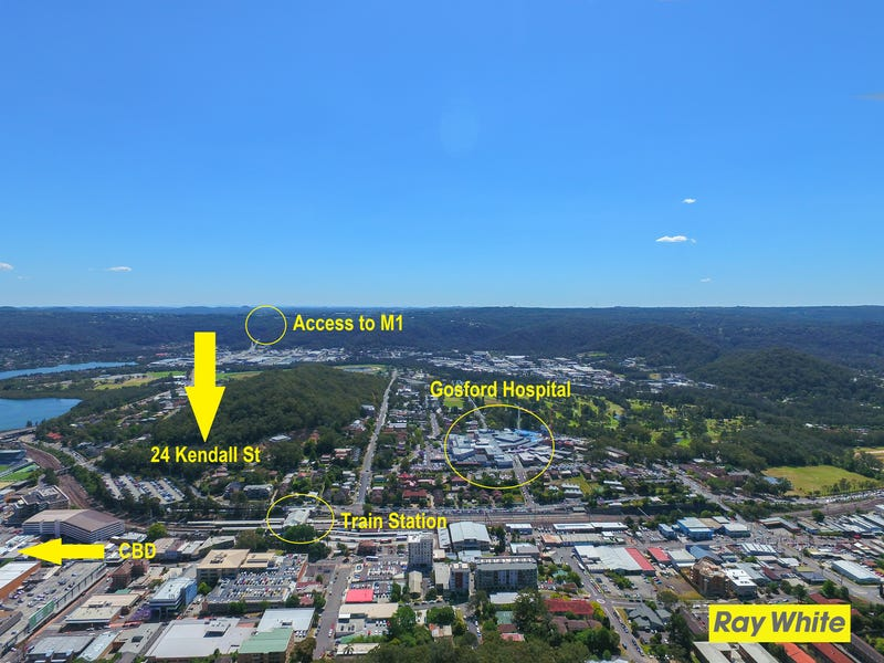 24 Kendall Street, Gosford, NSW 2250