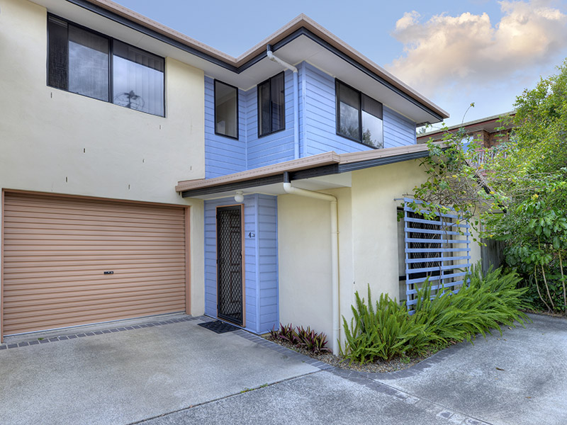 4/10 Rolle Street, Holland Park West, Qld 4121