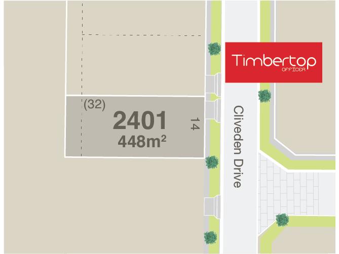 Lot 2401, Cliveden Drive, Officer, Vic 3809