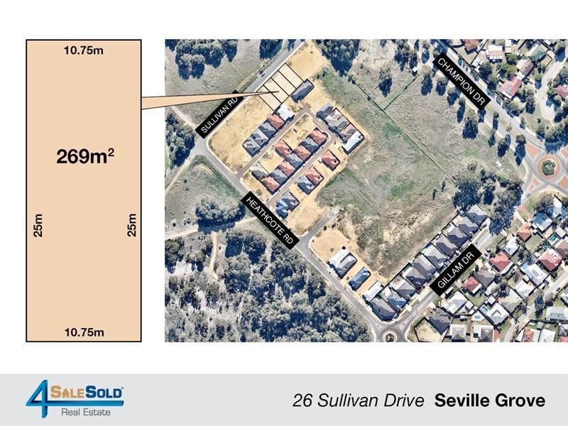26 Sullivan Road, Seville Grove