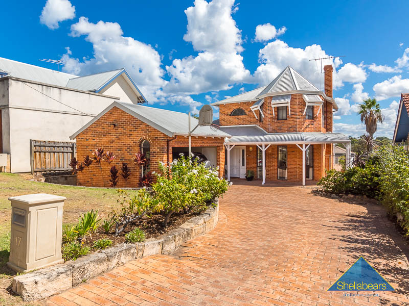 17 Bellevue Terrace, Swanbourne, WA 6010