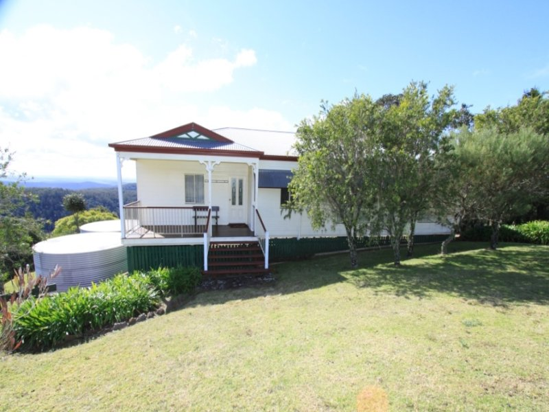 58 Rainforest Drive, Bunya Mountains, Qld 4405