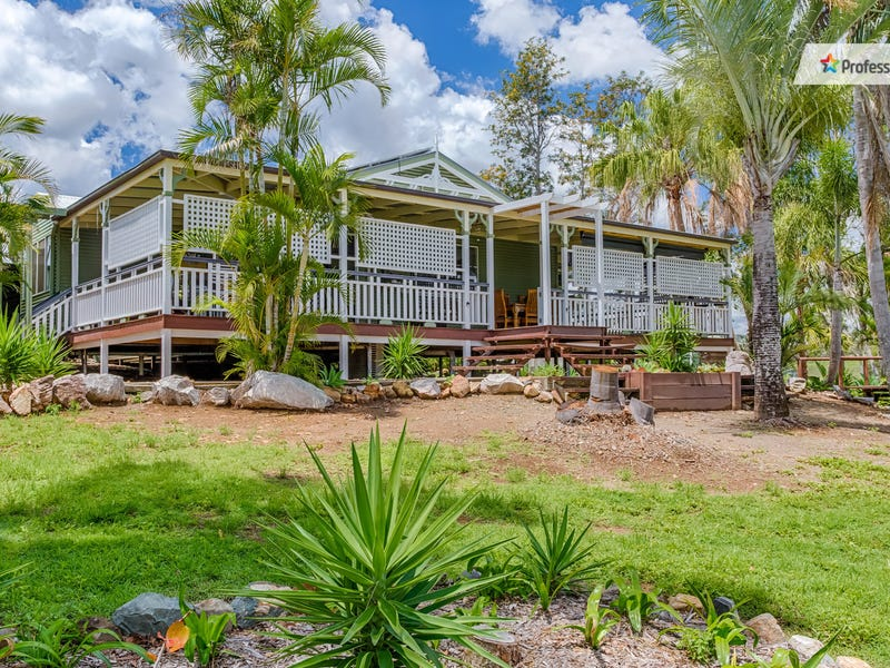 98 Bill James Road, Chatsworth, Qld 4570