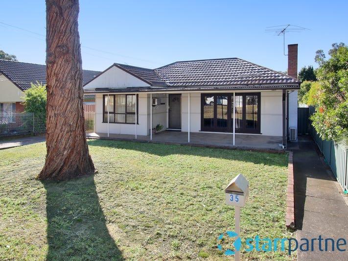 35 Hartington Street, Rooty Hill, NSW 2766