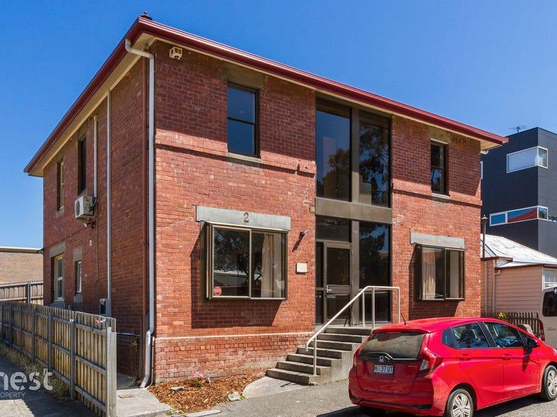 Rooms 5-8/2 Burnett Street, North Hobart, Tas 7000