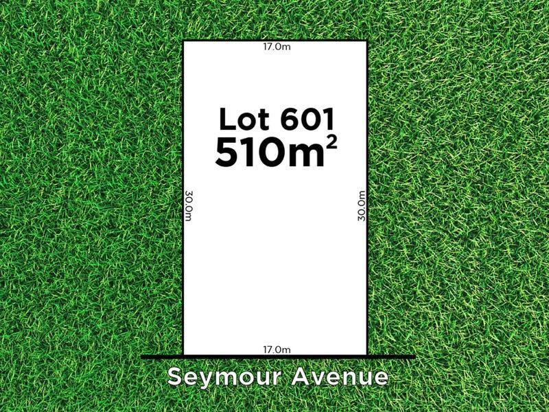 Lot 601 Seymour Avenue, Evanston Gardens