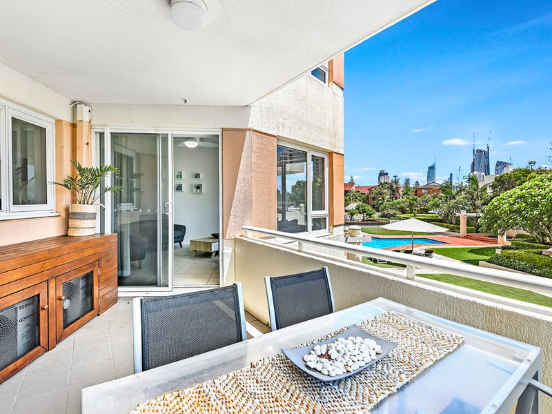 5/129 \'Belle Maison\' Surf Parade, Broadbeach, Qld 4218 - Apartment ...