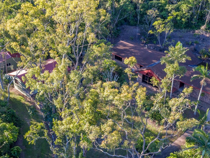 323 Gregory Cannon Valley Road, Gregory River, Qld 4800