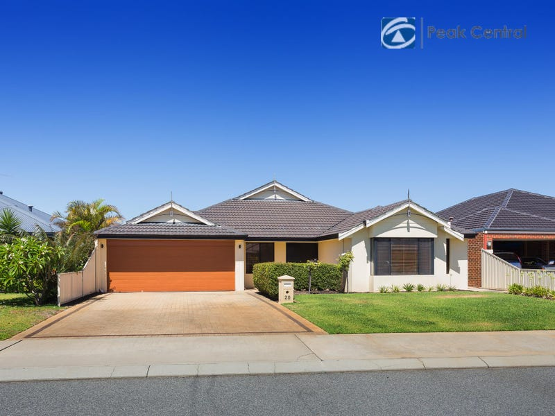 20 Swallowtail Avenue, Success, WA 6164