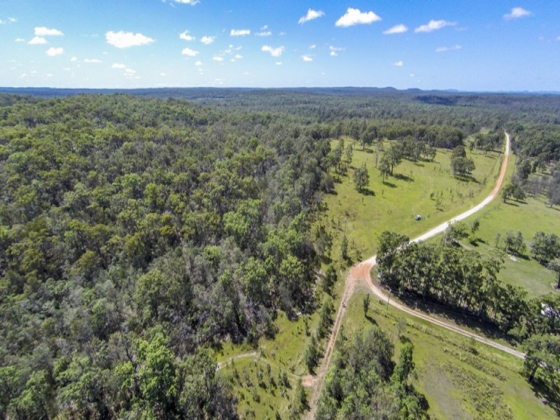 490 (Lot 205) Greberts Road, Stockyard Creek, NSW 2460